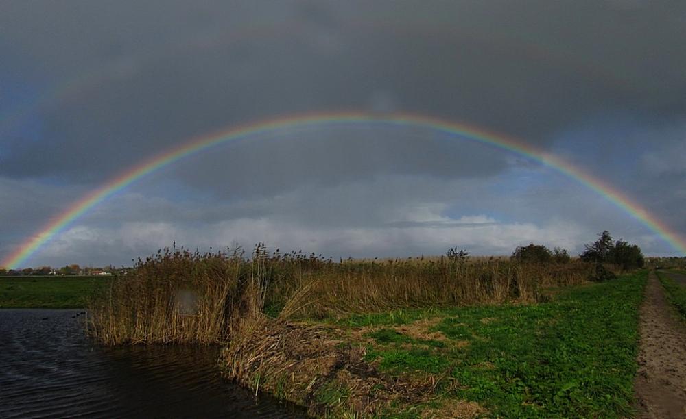 Hitland-regenboog
